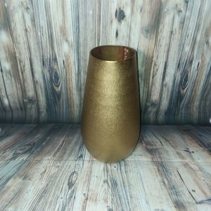 Accents - ( Sold Locally)Pre-owned Gold Vase